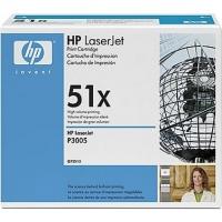 Лазерный картридж HP Q7551X
